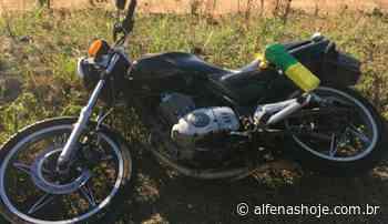 Dois homens são presos na rodovia após escaparem de abordagem em Alfenas - Alfenas Hoje