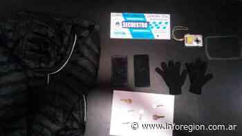 Frustraron un escruche en Banfield – InfoRegión - InfoRegión