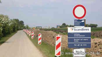 Arbeiten auf Fehmarn gestoppt: Dämpfer für Tunnelbauer - fehmarn24