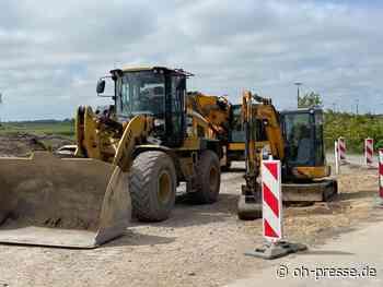 Sofortiger Baustopp an der Baustelle der festen FBQ auf Fehmarn! - Dennis Angenendt