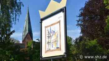 "Kultur corona-konform in Eutin: ""Kunst am Hofe"" heißt die Ausstellung der Urban Sketchers in der Altstadt   shz.de - shz.de"