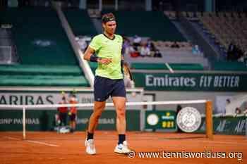 Rafael Nadal follows Roger Federer and Novak Djokovic on a Major milestone - Tennis World USA