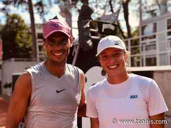Defending champions Iga Swiatek and Rafael Nadal continue to amass notable numbers at the French Open - Tennis Magazine