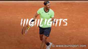 French Open tennis - Highlights: Rafael Nadal ends the run of Britain's Cameron Norrie at Roland Garros - Eurosport COM