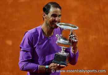 """""""Like Watching Your Favorite Movie"""": Victoria Azarenka Expresses Admiration for Rafael Nadal Before 4th Round Contest at French Open 2021 - EssentiallySports"""