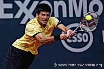 Novak Djokovic: 'Despite Rafael Nadal loss, I'm still among the best..' - Tennis World USA