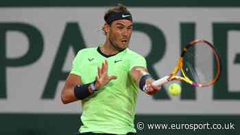 French Open tennis: 'Oh my goodness!' - Rafael Nadal with stunning winner - 'How did he do that?' - Eurosport.co.uk