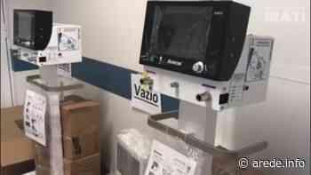 Saúde de Irati anuncia chegada de dois novos respiradores - ARede
