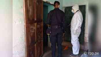 Abancay: Presunto asesinato de madre e hijo por su exconviviente - RPP Noticias