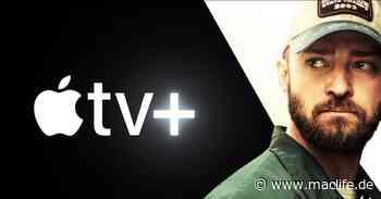 Apple TV+: Neue Dramaserie mit Justin Timberlake geplant - maclife.de