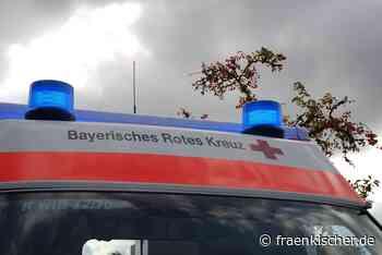 Neuendettelsau: +++ Zweiradfahrer alleinbeteiligt gestürzt +++ - fränkischer.de - fränkischer.de