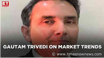 Don't expect a sharp correction in the markets | Gautam Trivedi, Nepean Capital - Times Now