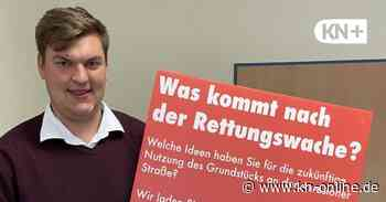 Was aus der alten Rettungswache in Kaltenkirchen werden soll - Kieler Nachrichten