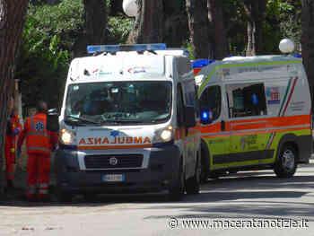 Scontro tra due automobili a Civitanova Marche, feriti entrambi i conducenti - Macerata Notizie