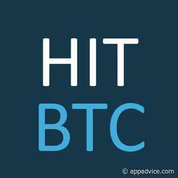 Mobile HitBTC by Yuri Staloverov - AppAdvice