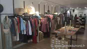 Jacote, un nouveau magasin de vêtements dans le centre de Seclin - La Voix du Nord
