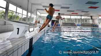 Piscine de Seclin : un renfort de leçons de natation pour la réouverture - La Voix du Nord