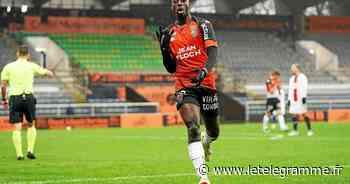 FC Lorient. Wissa libéré par la sélection de la République démocratique du Congo - Le Télégramme