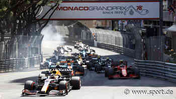 Formel 1   Noten: Sebastian Vettel zaubert in Baku, Drama um Verstappen beim Großen Preis von Aserbaidschan - sport.de