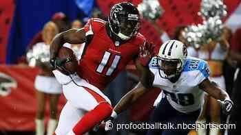 Falcons will trade Julio Jones to Titans