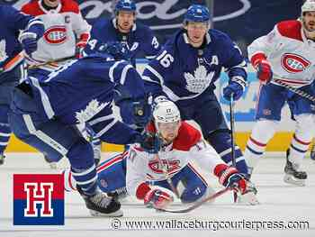 Hungry Habs saved their best to oust Leafs | HI/O Bonus - Wallaceburg Courier Press