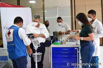 Entregan equipos biomédicos al hospital de Barrancas - La Guajira Hoy.com