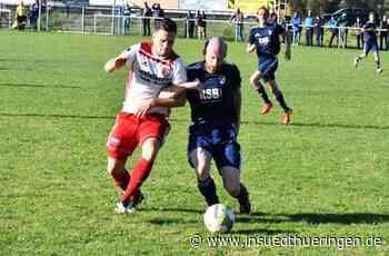 Fußball, Landesklasse - Pohl zurück nach Eisenach - inSüdthüringen