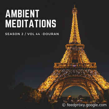 Take An Interstellar Journey With This Weeks Mix for Ambient Meditations by Douran