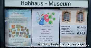 Lauterbach: Hohhaus-Museum öffnet wieder - Lauterbacher Anzeiger