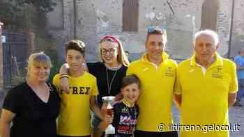 Il Giro della Lunigiana sale a Fosdinovo nel ricordo del grande Graziano Battistini - Il Tirreno