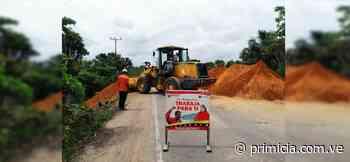 Cerrarán por 12 horas vía en el tramo Santa Bárbara de Sotillo en el sur de Monagas - Diario Primicia - primicia.com.ve