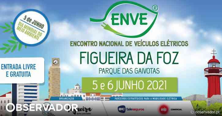 Festa dos veículos eléctricos, hoje e amanhã, na Figueira da Foz - Observador