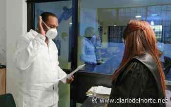 Se posesionó Enrique Luis Fonseca Pitre como alcalde encargado de Fonseca - Diario del Norte.net