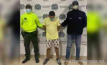 En Fonseca: capturan a sujeto acusado de cometer un asesinato en enero de 2019 - Diario del Norte.net
