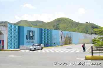 En Guacara se elabora gigantesco mural en honor al Dr José Gregorio Hernández - El Carabobeño