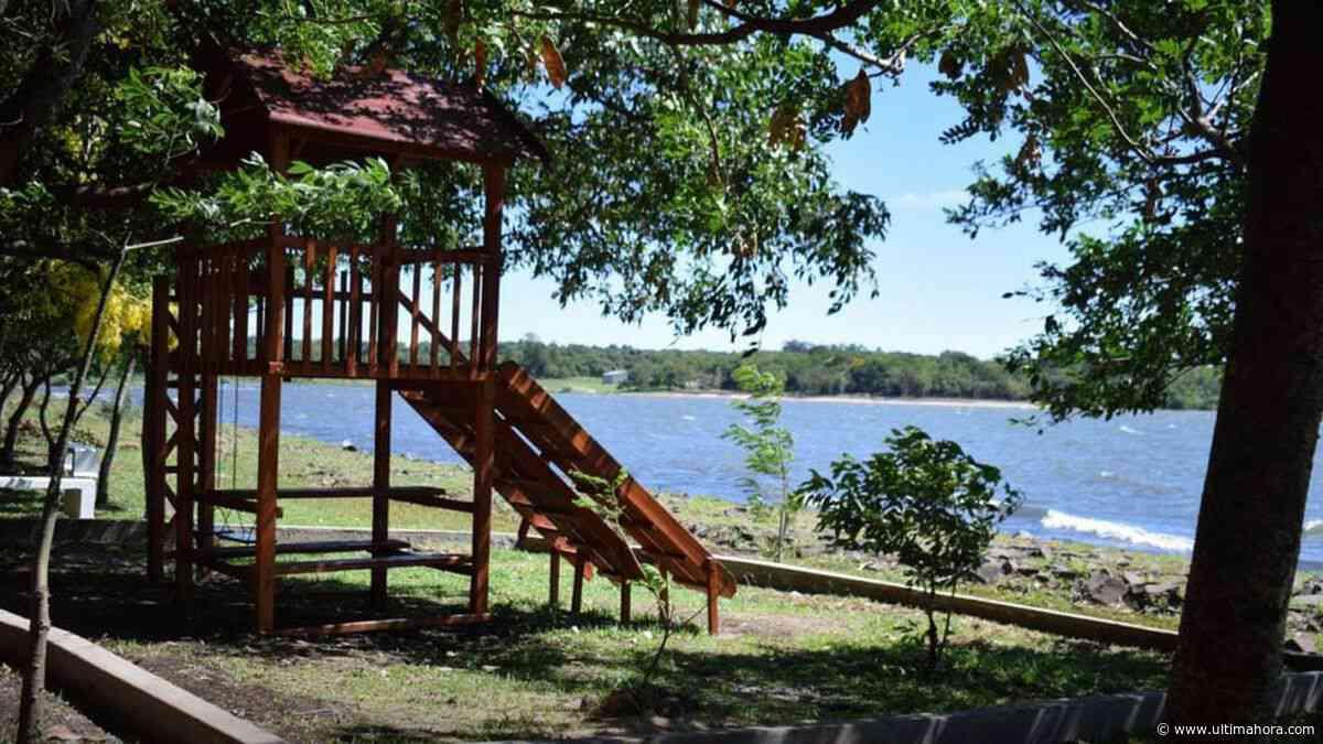 Inauguran oficina para turistas en San Juan del Paraná - ÚltimaHora.com