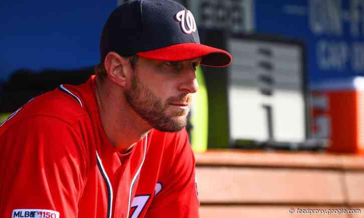 Scherzer outduels Wheeler as Nationals defeat Phillies