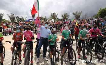 Zipaquirá celebró el título de su hijo Egan Bernal en el Giro de Italia - El País