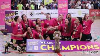 El Palau somete al Voltregà para ganar su primera Euroliga - AS