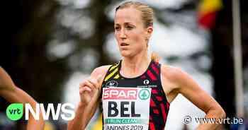 """Lindsey De Grande uit Damme loopt op 1500 meter snelste tijd sinds 2011: """"ik blijf dromen van die Olympische spelen"""" - VRT NWS"""