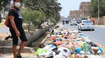 Chiclayo: cuestionan falta de resultados para mejorar la limpieza pública - LaRepública.pe