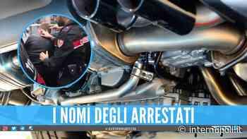 Furti di marmitte a Giugliano e Napoli, arresti tra Marano e Sant'Antimo - Internapoli