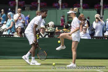 Elina Svitolina Reveals How Tennis Helps Relationship With Gael Monfils - EssentiallySports