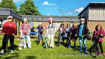 Jugendliche wünschen sich Skateranlage in Ottersberg - kreiszeitung.de