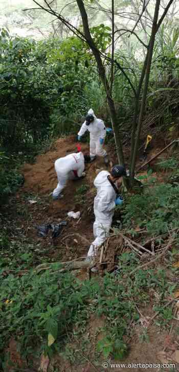Hallan cuerpo metido en cobijas en el barrio Robledo Pajarito de Medellín - Alerta Paisa