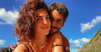Fernanda Paes Leme recebe declaração de aniversário do namorado - CARAS Brasil
