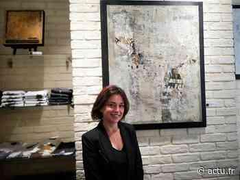 Culture. Une galerie d'art ouvre en centre-ville de Vernon - actu.fr