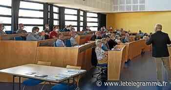 À Landerneau, des élus et agents formés à la gestion des eaux pluviales - Le Télégramme