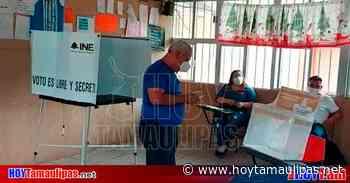 Convocan en Altamira a no quedarse en casa y salir a votar - Hoy Tamaulipas