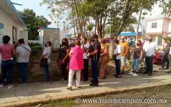 Contratiempos en apertura de casillas en Altamira - El Sol de Tampico